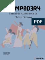 EMP0D3R4 - Manual de Sobrevivência Da Mulher Moderna