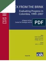 AVANCES DE COLOMBIA 99-2007 E