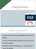 presnetacionCANCER DE MAMAS