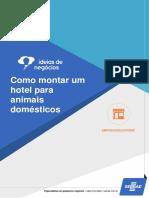 Como montar um hotel para animais domésticos