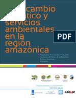 Memorias Foro cambio climático en la región Amazonia