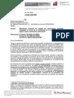 Solicitud del Ministerio de Cultura de nulidad de concesiones superpuestas a PIACI en Loreto