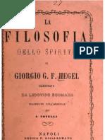 F-Hegel-La-Filosofia-dello-Spirito