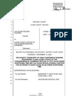 Judge Jim Crockett blasts the county coroner's office