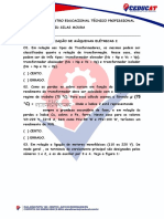 PROVA MÁQUINAS ELÉTRICAS_CEDUCAT_SID_FOLHA TIMBRADA - CEDUCAT
