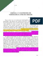 PUJOL, Xavier Gil.Crónica y cuestiones de veinticinco años de debate.pdf