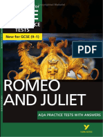 romeo and juliet revision guide