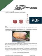 Características Generales, version 2009