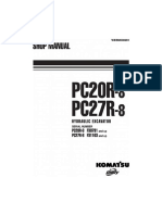 Komatsu PC27R-8 WEBM000201