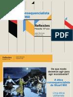 A_ética_consequencialista_de_Stuart_Mill