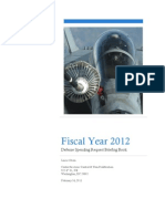 FY2012 Defense Spending Request Briefing Book