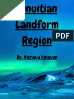 Innuitian Landform Region