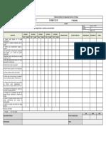 FT-SST-060 Formato Inspección y Control de Extintores