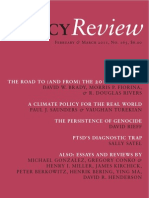Policy Review, February & March 2011, No. 165