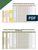 Programa de Auditorias Supervisores - Setiembre.xlsx