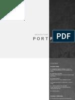 Architecture Portfolio Silma