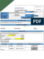 DEVOLUCION DE DINERO INOPTO INSTRUMENTOS OPTOMETRICOS SAS PQRs 1108 1802020 (003)