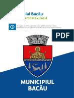 Municipiul Bacau - Ghid de Identitate Vizuala