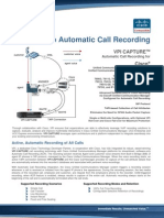 VPI_Cisco_Automatic_Call_Recording_Datasheet