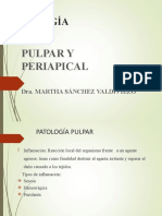 PATOLOGÍA PULPAR Y PERIAPICAL (1)