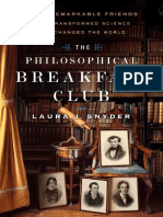 The Philosophical Breakfast Club by Laura J. Snyder - Timeline
