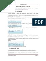 Funciones de Visual Basic