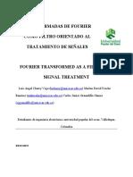 TRANSFORMADAS DE FOURIER ORIENTADO AL TRATAMIENTO DE SEÑALES.docx