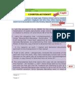 Counter Affidavit Final