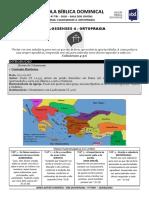 AULA - EBD - COLOSSENSES 4