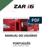 Formato 169 - Manual do Usuário Irizar i6 - Português