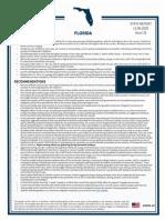 Dec. 6 report on Florida from White House Coronavirus Task Force
