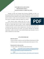 Portifólio Leonardo Souza dos Santos - Lei Aldir Blanc