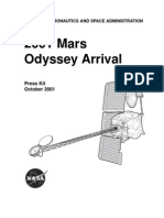 2001 Mars Odyssey Arrival Press Kit
