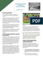Final Environmental Justice Action Plan 1.2 Dec 7 2020