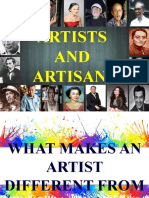 Chapter 4-5 Lesson Artist and Artisans.pptx