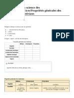 Introduction_à_la_science_des_matériaux_Exercices_Propriétés_générales_des_catégories_de_matériaux