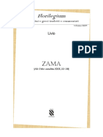 Livio - Zama
