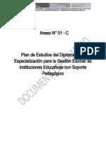 PLAN DE ESTUDIO SOPORTE _AL 07  JULIO