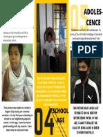 Yellow Black Photography Brochure