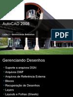 AutoCAD2008_3_GERENCIANDO_DESENHOS
