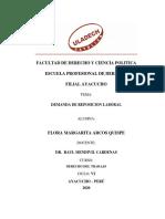 Orientacion Pedagogica Asincrona N°14