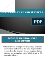 MATERNAL-CARE-AND-SERVICES