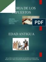 HISTORIA DE LOS IMPUESTOS-1