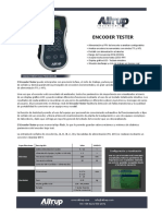 Tester Encoder