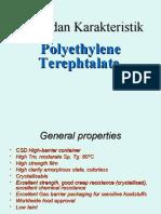 5. Polyethylene Terephtalate