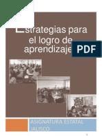 JAL Estrategias Para El Logro de Aprendizajes