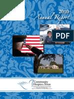 CHOT Annual Report 2010