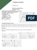Série généralité sur les fonctions