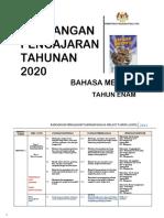 RPT BM THN 6 2021 by Rozayus Academy