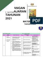 Rpt Matematik Thn 6 2021 by Rozayus Academy
